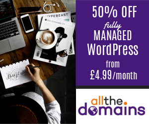 Fully Managed WordPress Hosting from £4.99